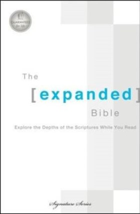 How to Choose A Bible Translation Using the Expanded Bible