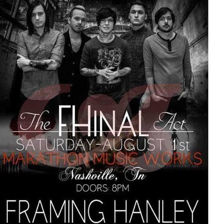 framing hanley concert | Frameswalls.org