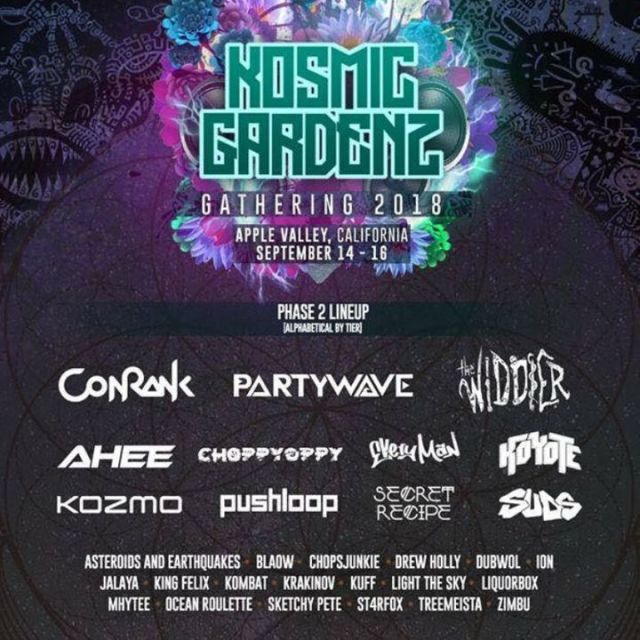 Image result for kosmic gardenz