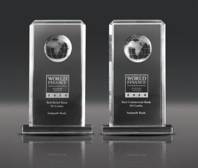 Sampath Bank marks 7th consecutive win at World Finance Banking Awards -  Adaderana Biz English   Sri Lanka Business News