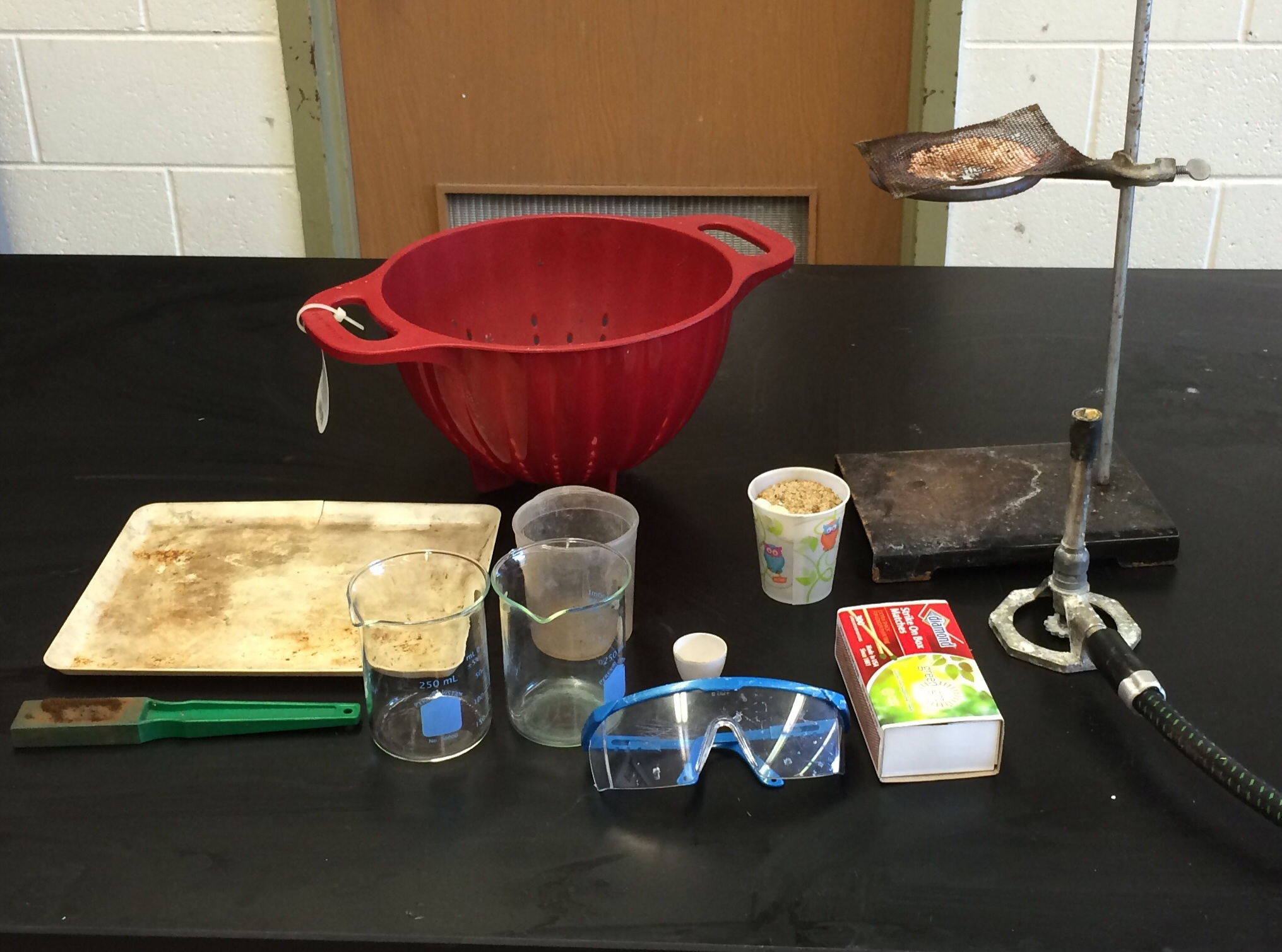 Lesson Mixtures Labs Day 1 Separating Mixtures And Rates