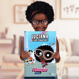 protagonismo infantil no livro personalizado