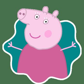 Vovó Pig, vovó da Peppa