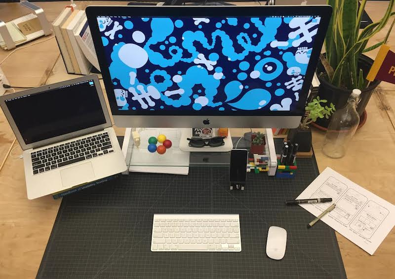 Friday Inspiration Workspaces InVision Blog