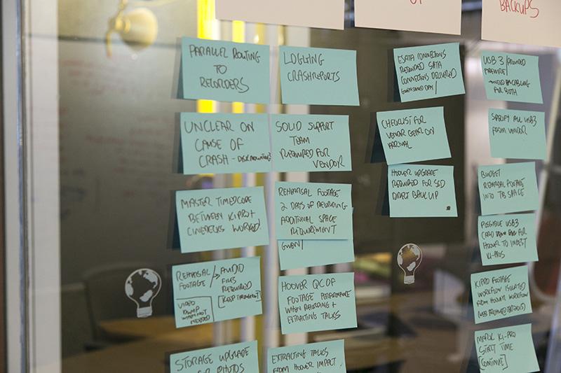 design thinking idea board