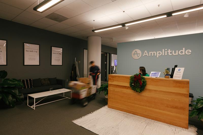 Inside Design: Amplitude