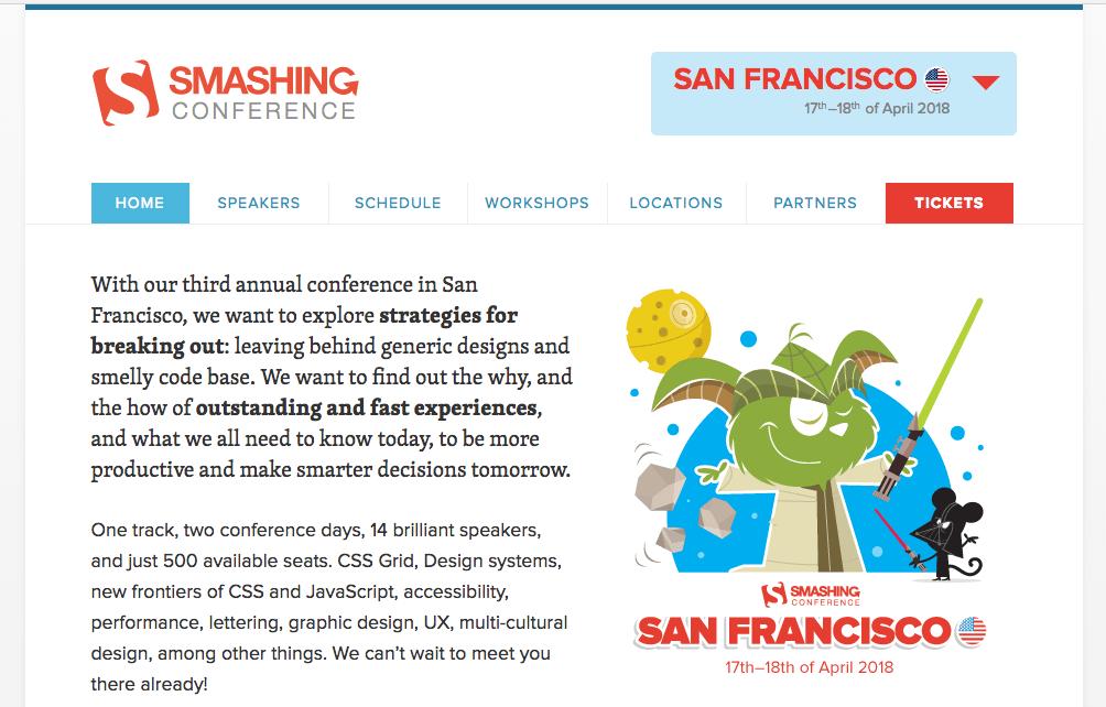 Smashing Conference
