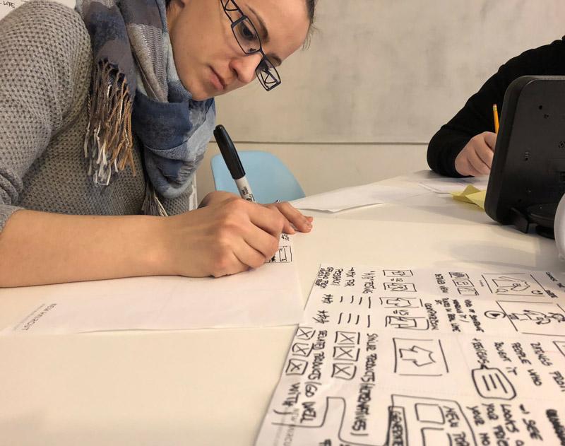 Designing a design team