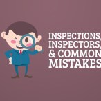 Inspections, Inspectors, and Common Mistakes