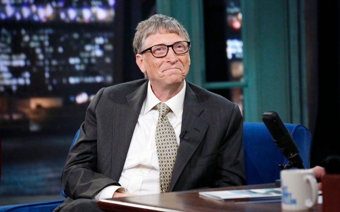 Bill Gates' Advice to His Younger Self