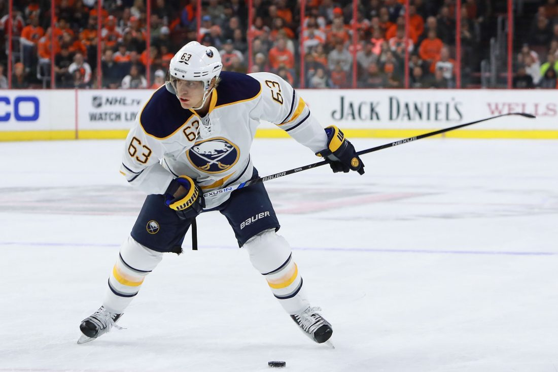 Image result for tyler ennis sabres