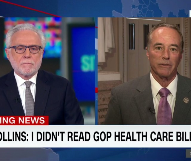 Watch Chris Collins Admits He Didnt Read Health Care Bill The Buffalo News