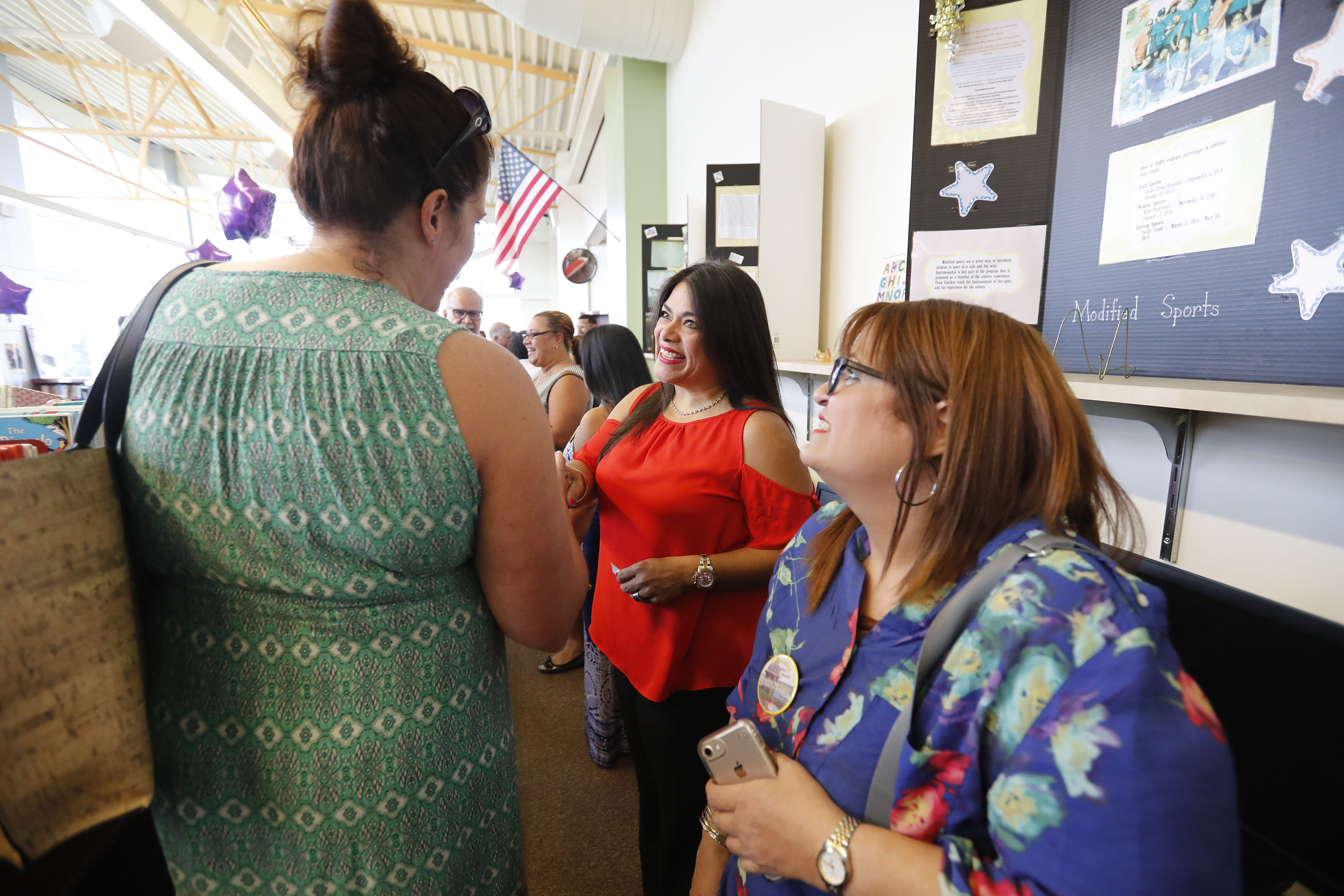 Buffalo Schools Welcome 9 New Teachers From Puerto Rico