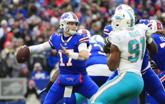 Jay Skurski's 10 observations: Josh Allen runs wild in ...