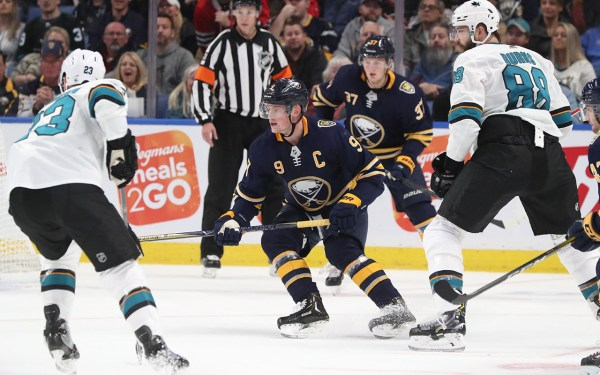 The Wraparound: Buffalo Sabres 4, San Jose Sharks 3 (OT)