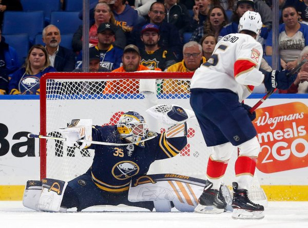 The Wraparound: Sabres 3, Panthers 2 (SO)