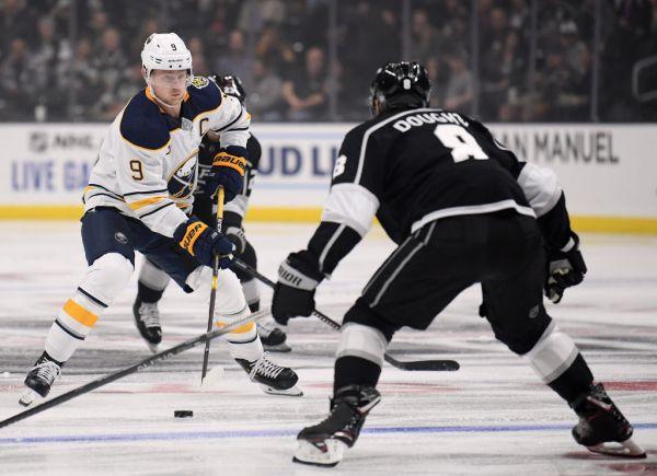 The Wraparound: Sabres 3, Kings 0