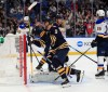 Backed by Jack Eichel's two goals, Sabres show their 'identity' to beat defending Cup champions