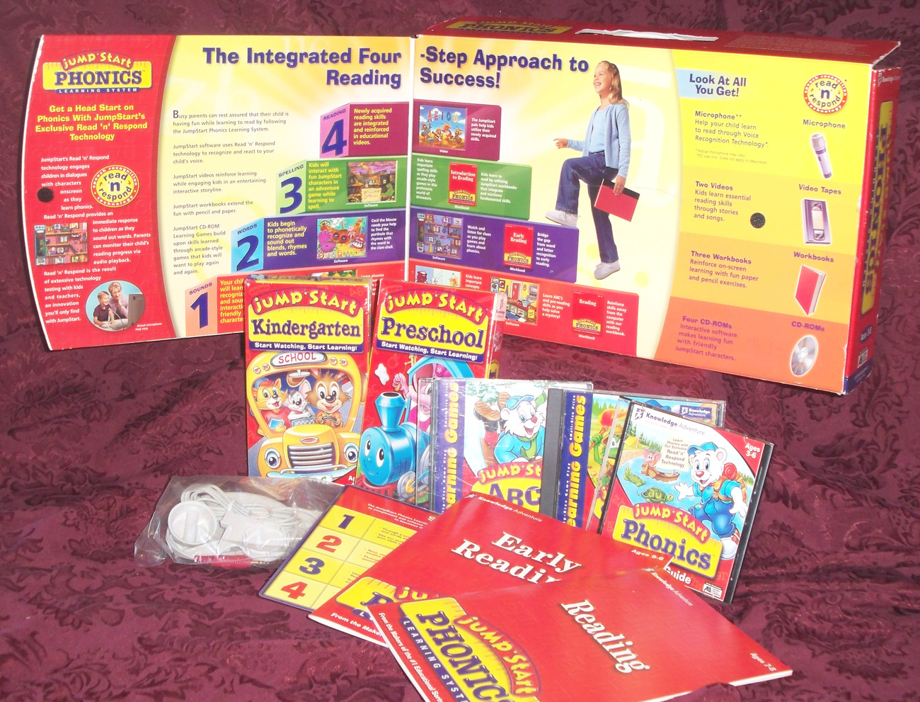 You Searched For Phonics Learning System