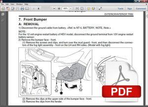 2013 2014 SUBARU XV CROSSTREK FACTORY WIRING DIAGRAM AND TROUBLESHOOTING MANUAL  Subaru