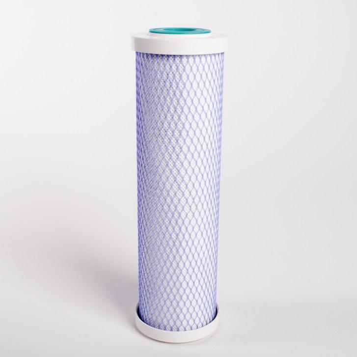 Countertop Drinking Water Filter Dark Blue Kitchen Filters