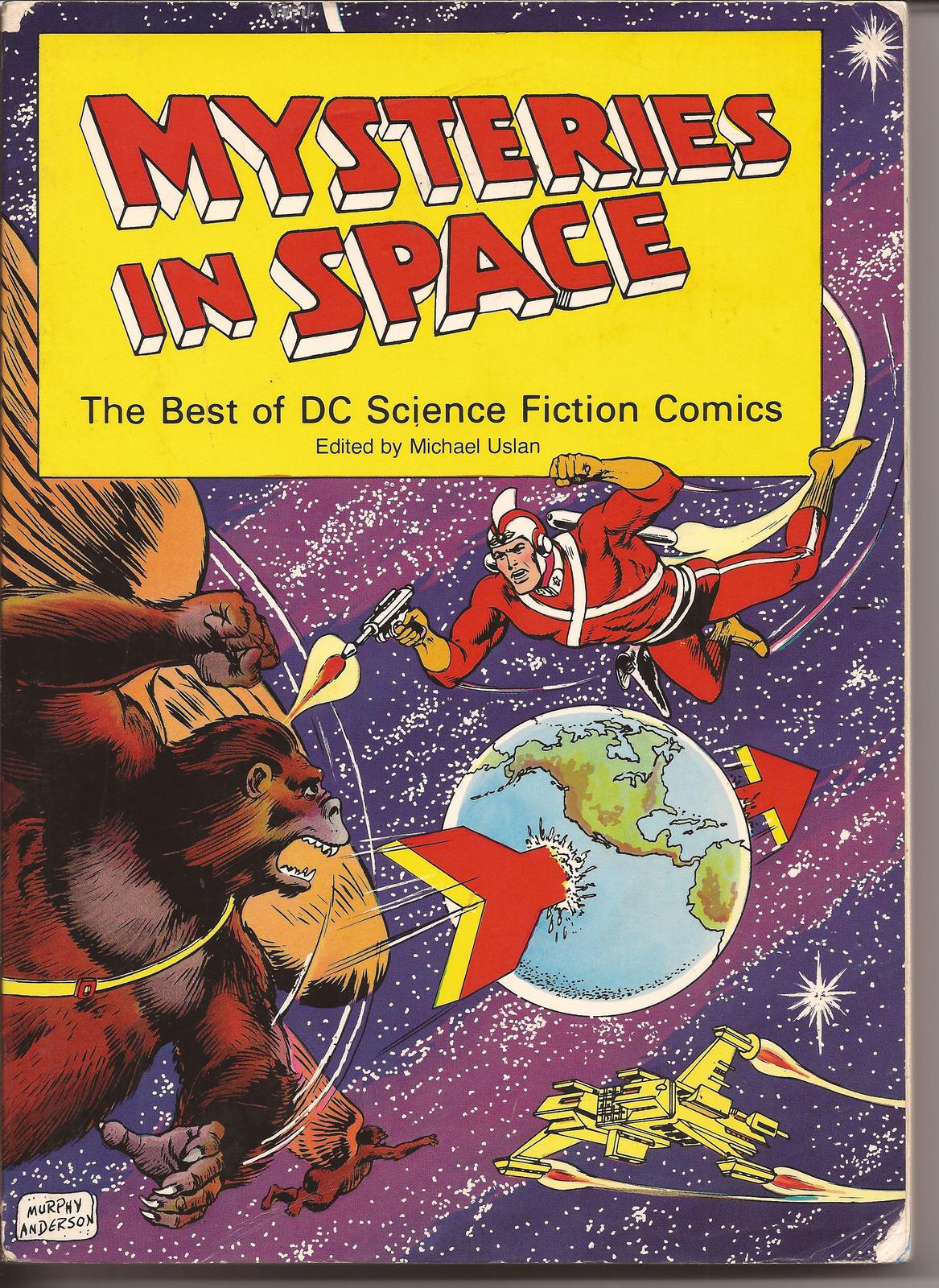 Dc Mysteries In Space The Best Of Dc Science Fiction