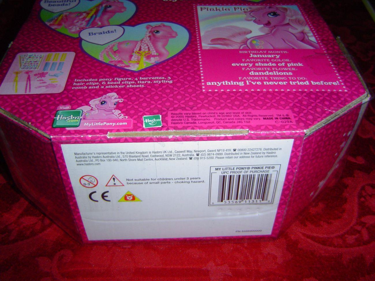my little pony kucyki chodzaca pinkie pie mówi tv 3190273384