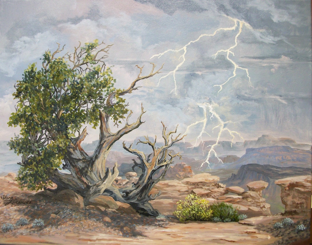 Image Result For Utah Landscape Oil Painting