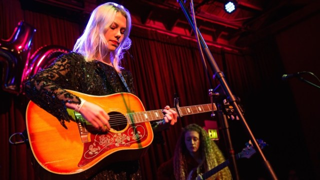 Premiere: Phoebe Bridgers, 'Prayer in Open D' (from 'To Emmylou