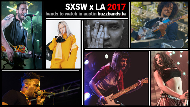 SXSW 2017: Eleven L A  artists to watch in Austin (plus our
