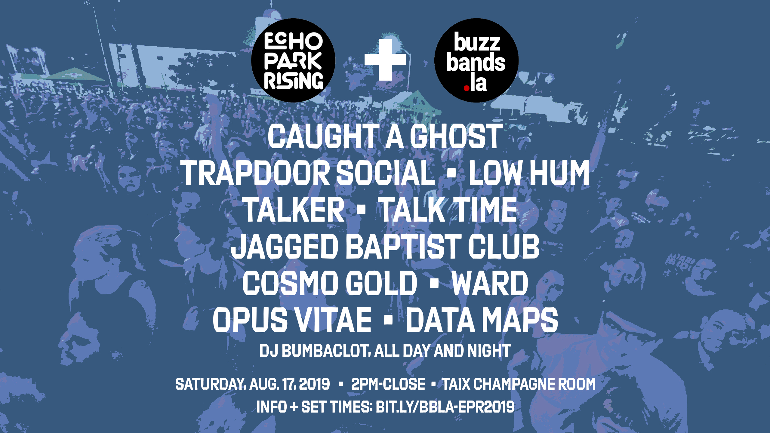 Echo Park Rising 2019: Caught a Ghost, Trapdoor Social, Low