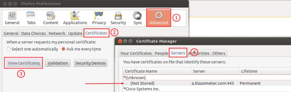 Recording HTTPS Traffic with JMeter's Proxy Server (3/5)