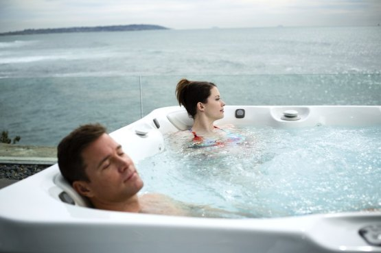 Insomnia and other sleep disorders may be improved through hot tub use.