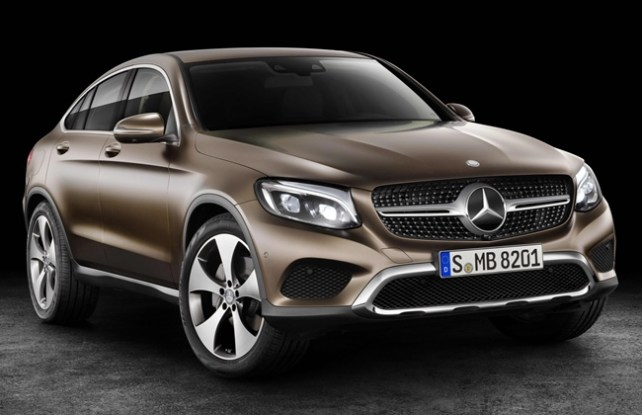 GLC Coupe ready to attend