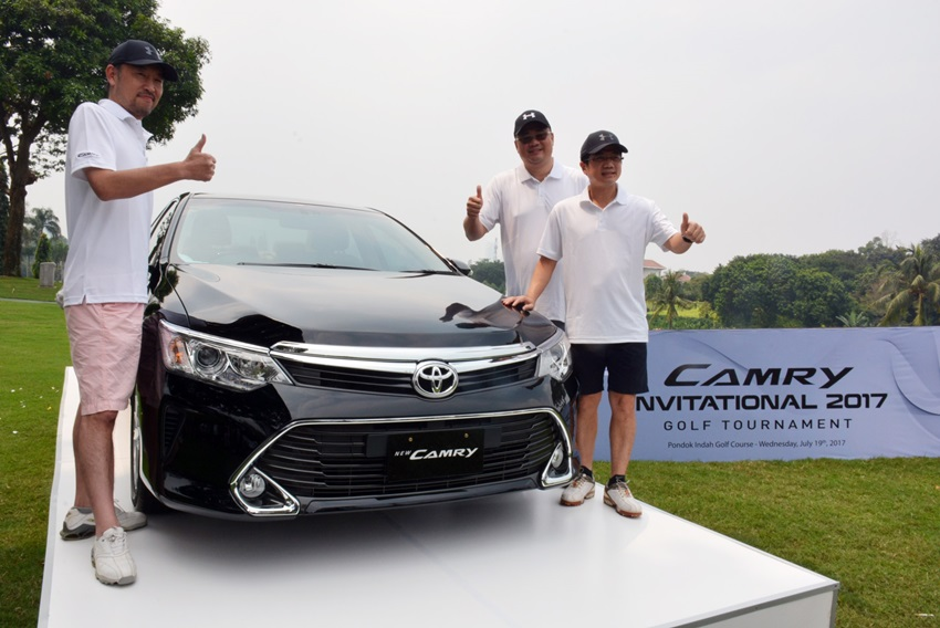 Camry Invitational Golf Tournament 2017 (3)