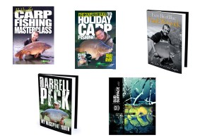 Carp fishing books