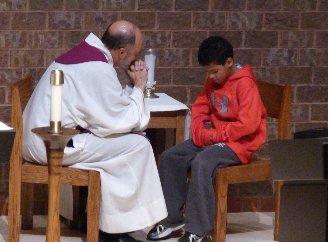 Webquests My First Reconciliation