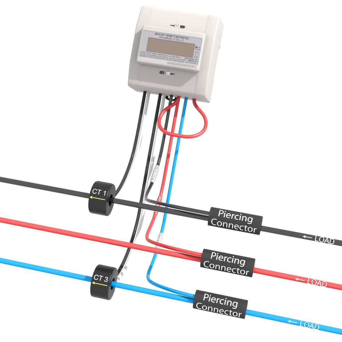 Electric Meter Socket Wiring Diagram Milbank