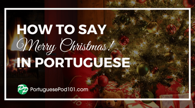 merry christmas in portuguese brazilian
