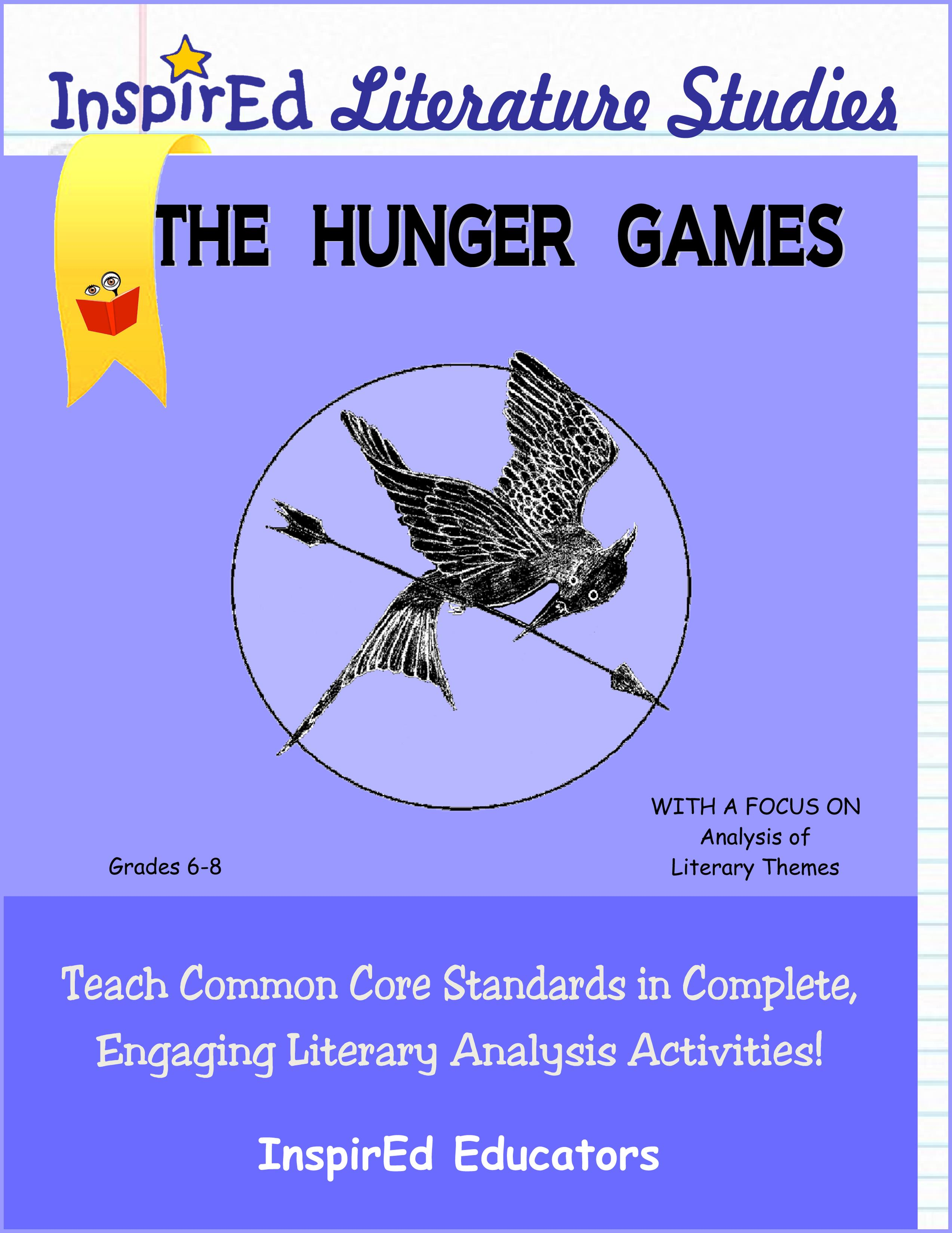 Great Works Instructional Guide For Literature The Hunger