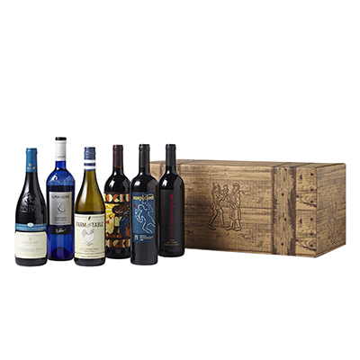 Wine of the Month Club - Subscription Boxes for Father's Day