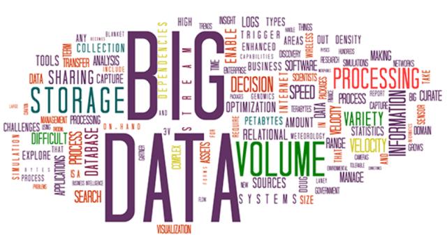 Resultado de imagen de big data