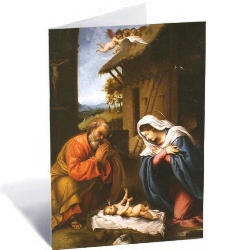 Old Master Paintings Christmas Cards Shop Monastic Cards