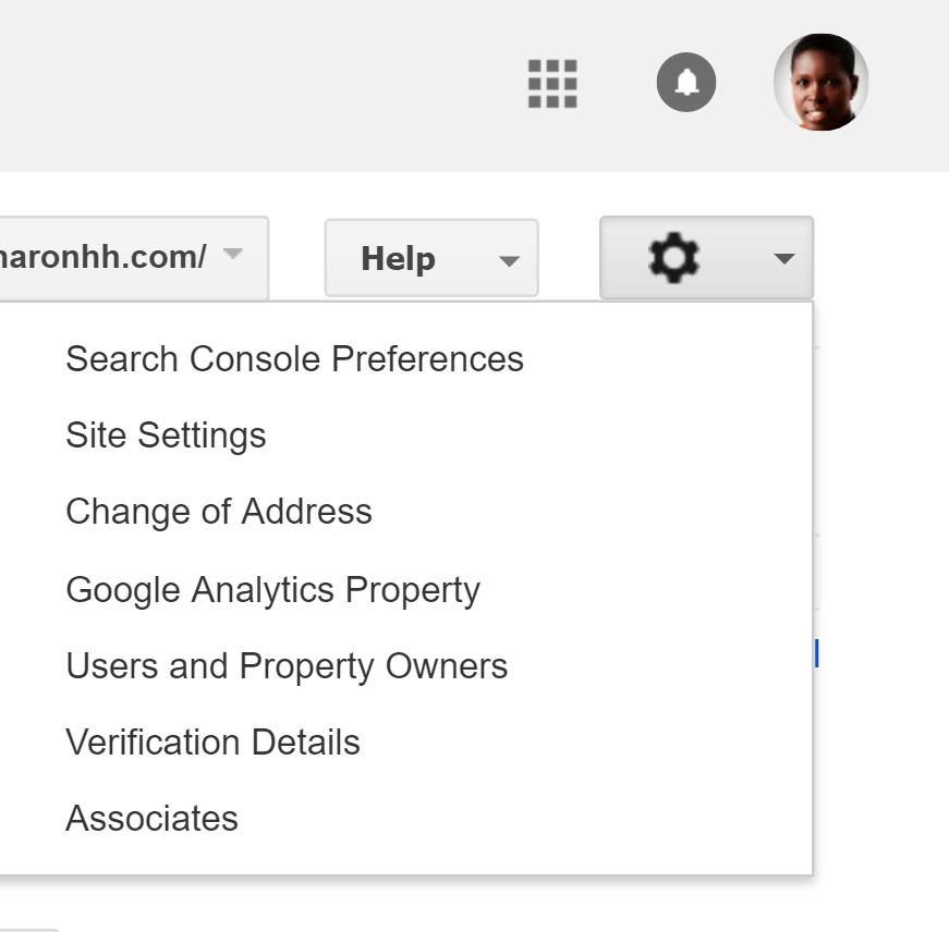 谷歌搜索控制台添加分析