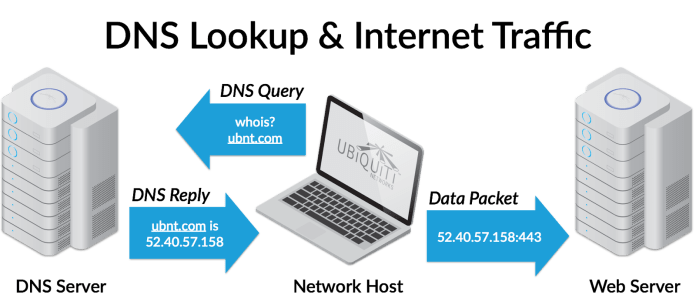 speed up your website dns