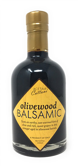 Cattani Olivewood Balsamic Vinegar of Modena