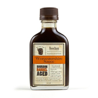 Bourbon Barrel Foods Worcestershire Sauce
