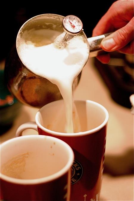 making-a-latte