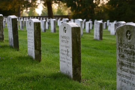 grave-at-gettysburg