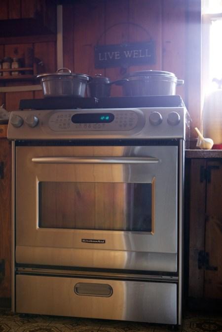 my stove